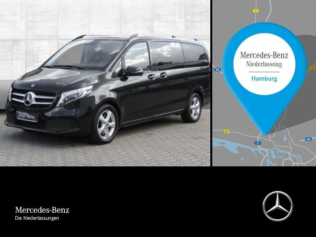 Mercedes-Benz V 220 d EDITION Lang Sportfahrwerk Park-Ass.Navi, Jahr 2019, Diesel