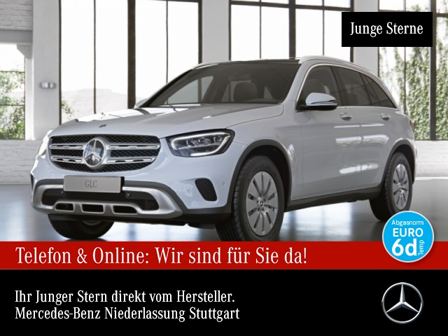 Mercedes-Benz GLC 200 4M Pano LED Kamera 9G Sitzh Sitzkomfort, Jahr 2019, Benzin