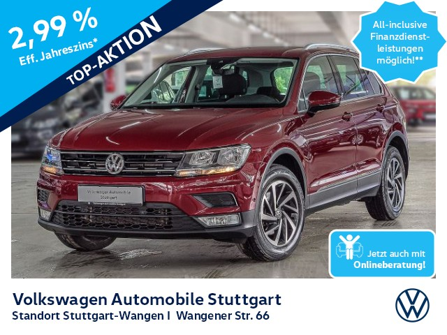 Volkswagen Tiguan 2.0 TDI DSG Sound Navi ACC AHK, Jahr 2017, Diesel