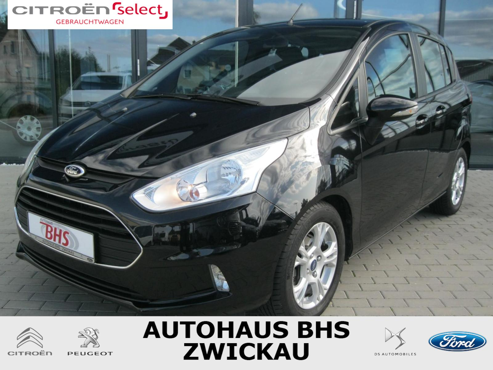 Ford B-Max 1.0 EcoBoost 100 PS SYNC Edition, Jahr 2013, Benzin