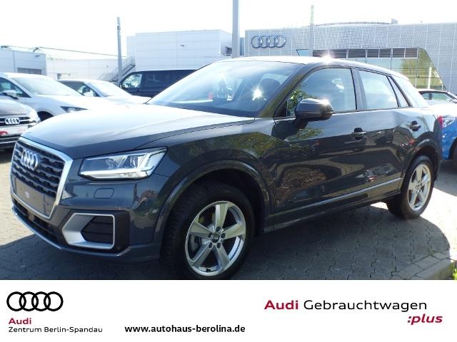 Audi Q2 35 TFSI Sport S tronic *NAV+*LED*VC*GRA*, Jahr 2020, Benzin