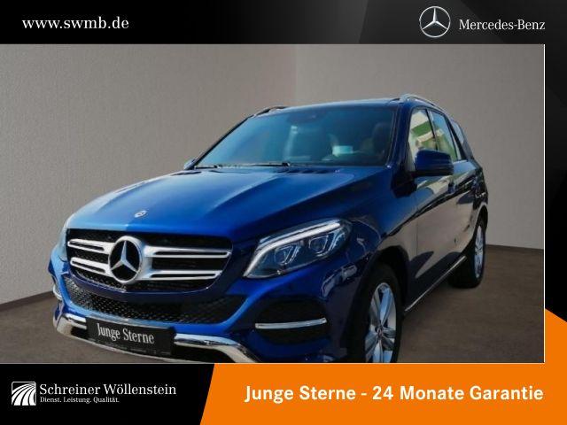 Mercedes-Benz GLE 250 d 4M AMG-Int*Pano*Stdhzg*ILS*HeadUp*360°, Jahr 2017, Diesel