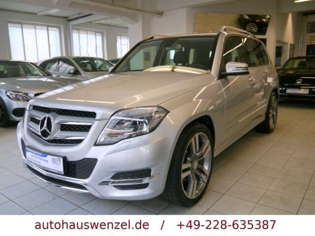 Mercedes-Benz GLK 250 BlueTEC 4Matic LEDER XENON NAVI AHK .., Jahr 2014, diesel