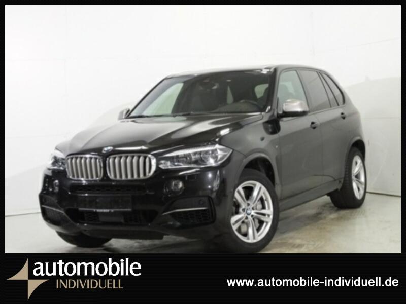 BMW X5 M50d M Sportpaket AHK NightVision Standh TV A, Jahr 2016, Diesel