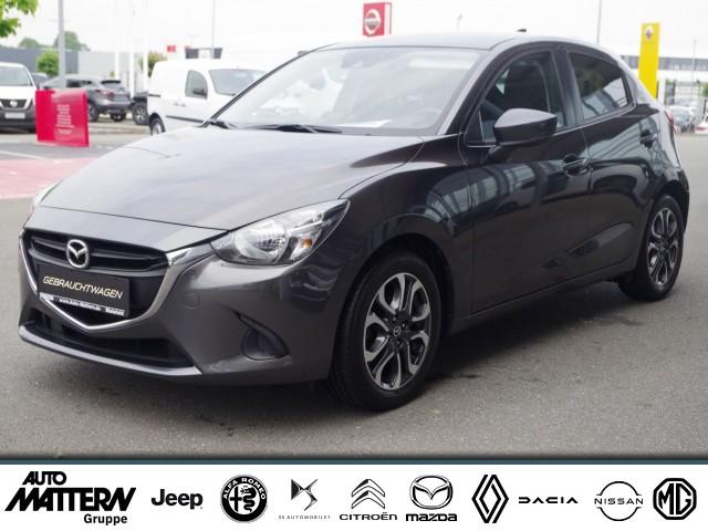 Mazda 2 SKYACTIV-G 75 *Kizoku*, Jahr 2017, Benzin