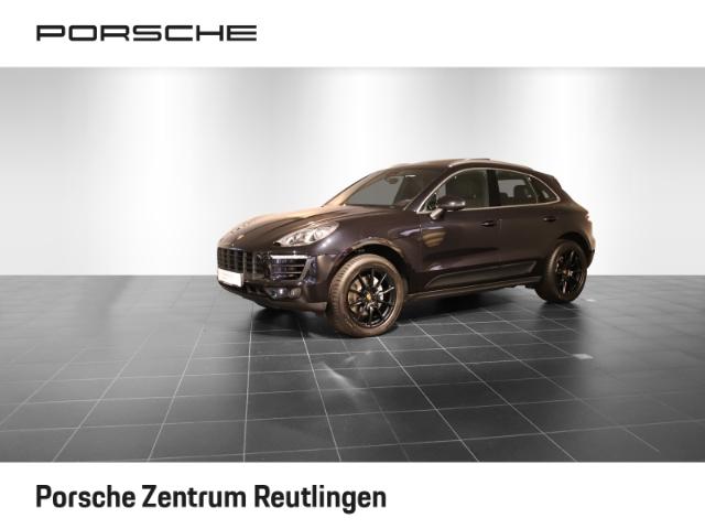 Porsche Macan S BOSE® + Standheizung, Jahr 2014, petrol