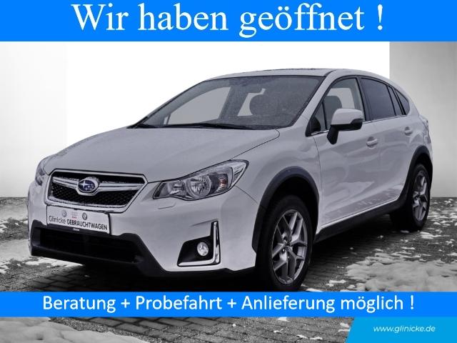 Subaru XV 2.0 D Exclusive Xenon Navi Keyless e-Sitze Rückfahrkam. Allrad Multif.Lenkrad Knieairbag, Jahr 2016, Diesel