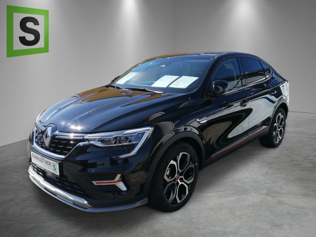 Renault Arkana TCe 140 EDC INTENS 4818, Jahr 2021, Benzin