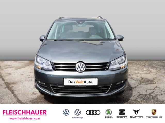 Volkswagen Sharan Comfortline BMT 1.4 TSI 7-Sitzer DSG NAVI, Jahr 2020, Benzin