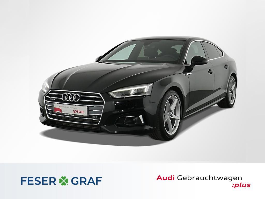 Audi A5 Sportback 3.0 TDI qu S tronic Navi,LED,B&O, Jahr 2018, Diesel