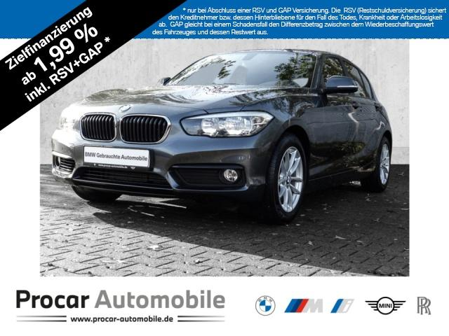 BMW 116i Advantage Navi Business Klimaaut. LM PDC, Jahr 2019, Benzin