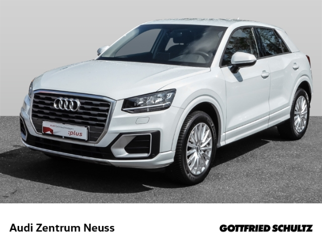 Audi Q2 1.0 TFSI S-tronic NAVIGATION SITZHEIZUNG Design ultra RS, Jahr 2017, Benzin