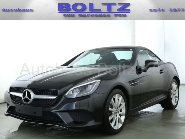 Mercedes-Benz SLC 180 Navi Totw. ParkAs. Airscarf LED-ILS, Jahr 2018, Benzin