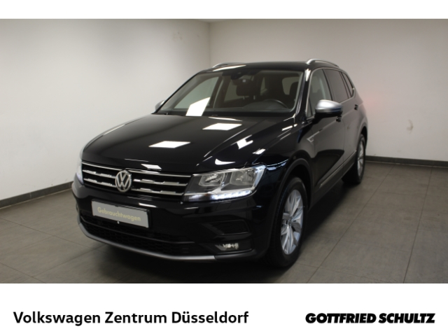 Volkswagen Tiguan Allspace 2.0 TDI *Pano*Navi*virt Cockpit*DCC*ACC*, Jahr 2018, Diesel