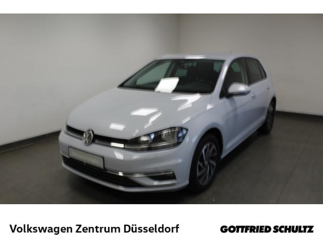 Volkswagen Golf Sound 2.0 TDI *Navi*Kamera*SHZ*VZE*ACC*, Jahr 2018, Diesel