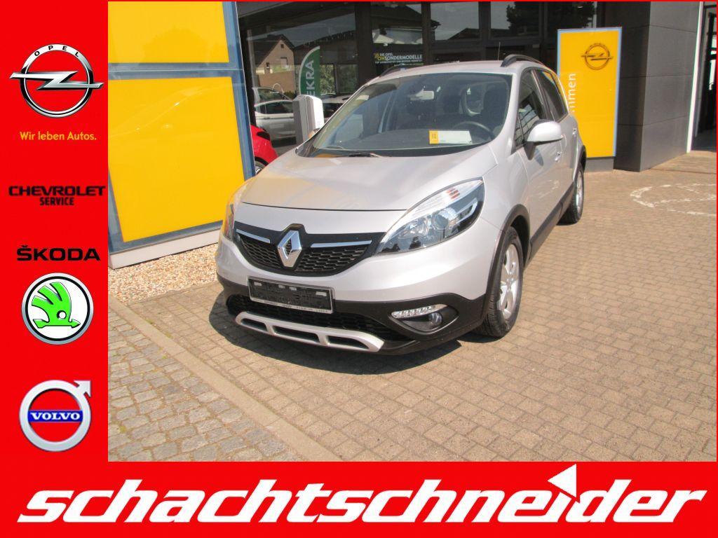 Renault Scenic Energy TCe 115 Paris+Klimaaut+Navi+PDC+, Jahr 2014, Benzin
