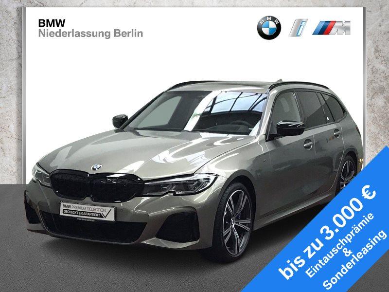 BMW M340i xDrive Touring EU6d-Temp Aut. Laser Navi, Jahr 2020, Benzin