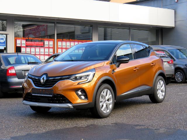 Renault Captur Intens TCe100 MY2020 *SOFORT* Navigati..., Jahr 2020, Benzin