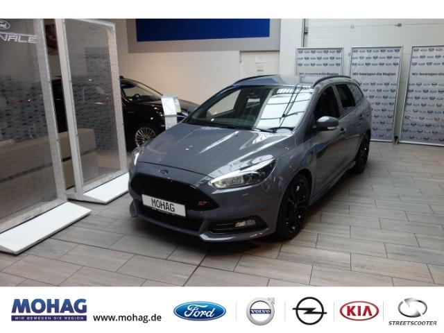 Ford Focus ST Xenon Navi Beheizb. Frontsch. Multif.Lenkrad NR RDC Klimaautom SHZ Temp PDC USB, Jahr 2016, Diesel