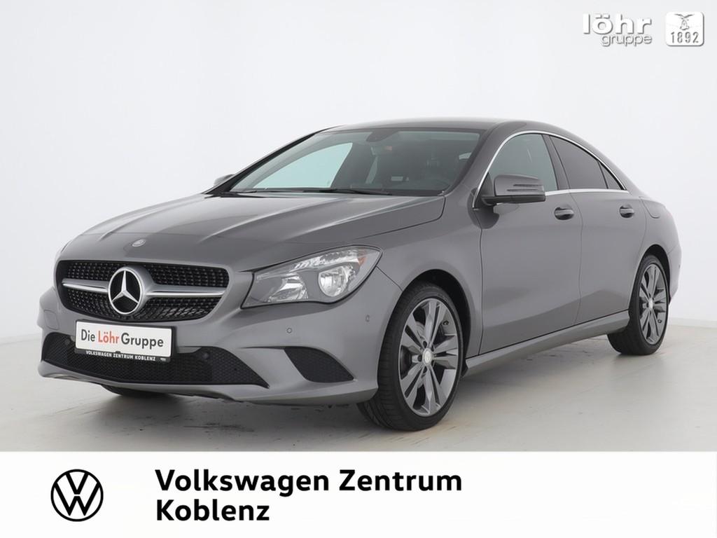 Mercedes-Benz CLA 200 7G-DCT Urban Navi ParkAssist SitzH, Jahr 2014, Benzin