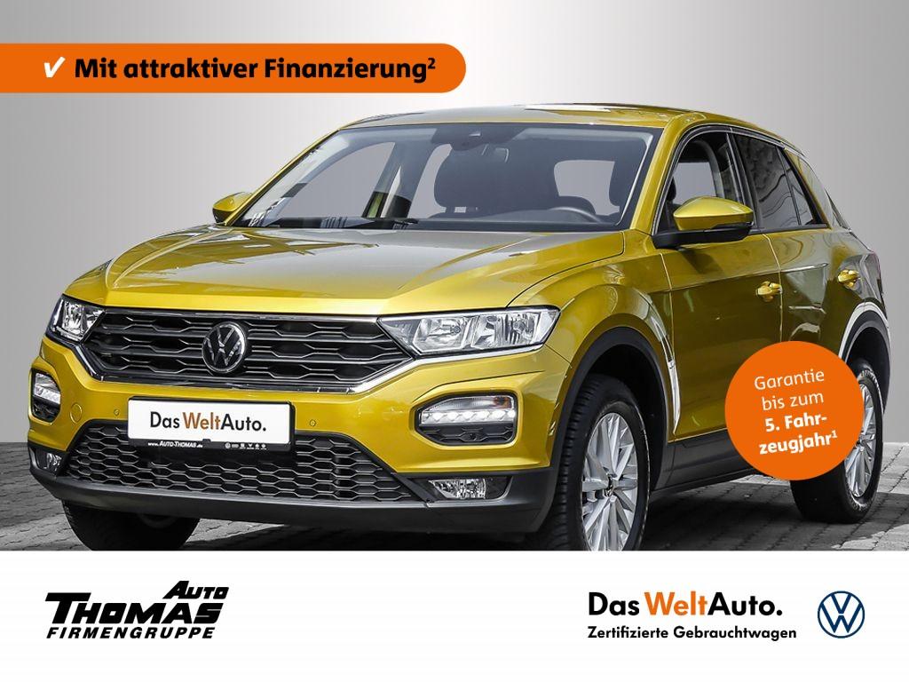 Volkswagen T-Roc 1.6 TDI NAVI+PDC+SHZ, Jahr 2020, Diesel