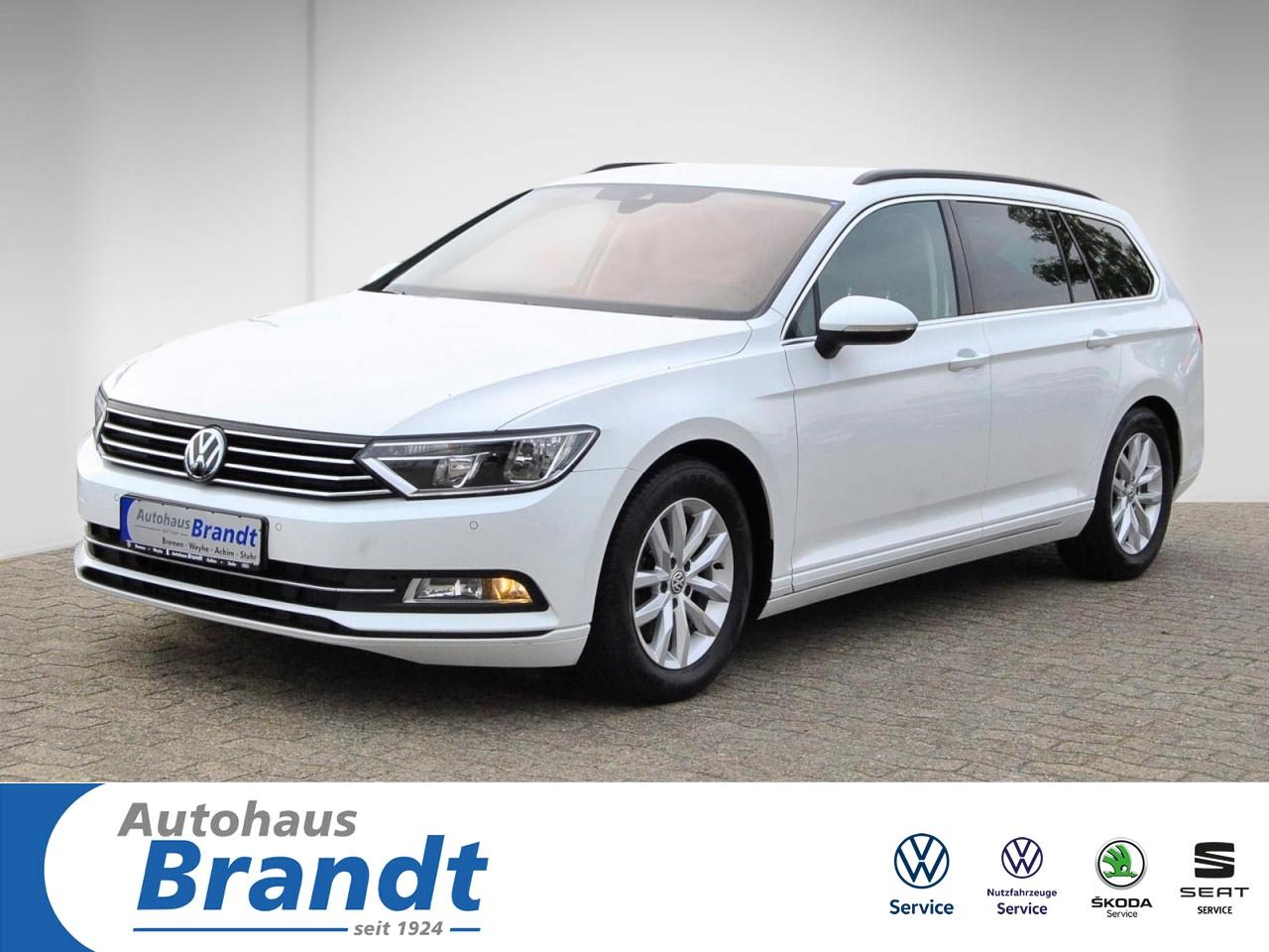 Volkswagen Passat Variant 1.6 TDI Comfortline ACC*NAVI*CLIMATR*R-LINE, Jahr 2015, Diesel