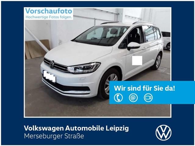 Volkswagen Touran Comfortline 1.4 TSI DSG *LED*Navi*SHZ*, Jahr 2017, Benzin