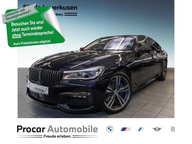 BMW 750d xDrive Sportpaket Ferngesteuertes Parken, Jahr 2018, Diesel