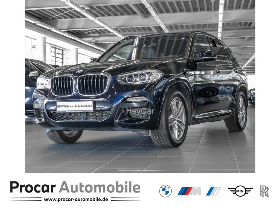 BMW X3 xDrive20d M Sportpaket Navi LED Klimaaut. PDC, Jahr 2018, Diesel