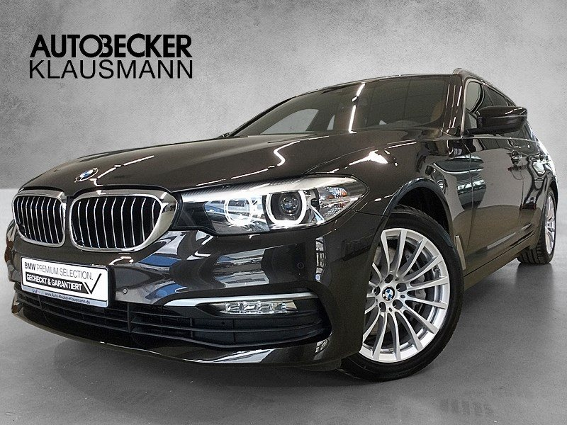 BMW 540d xDrive Automatik Navi Prof Panorama HiFi Komfortsitze, Jahr 2018, Diesel