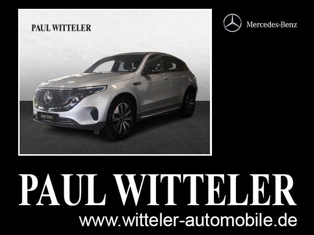 Mercedes-Benz EQC 400 4M 1886 MBUX/360°Kamera/Multibeam/Distro, Jahr 2019, Elektro