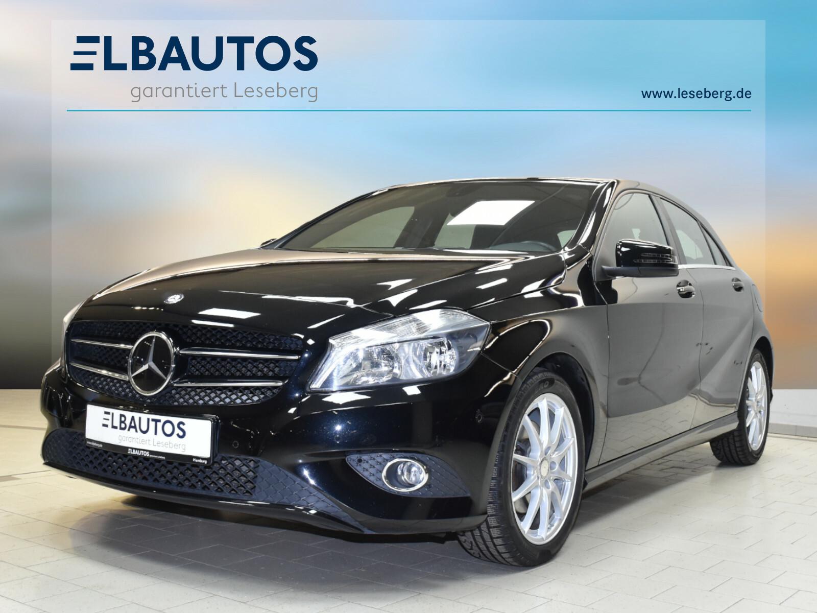Mercedes-Benz A 200 Style/Navigation/Parktronic/Sitzheizung, Jahr 2015, Benzin