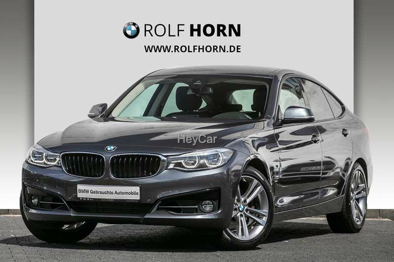 BMW 330 Gran Turismo GT Sport Line Autom. LED EURO 6, Jahr 2017, Diesel