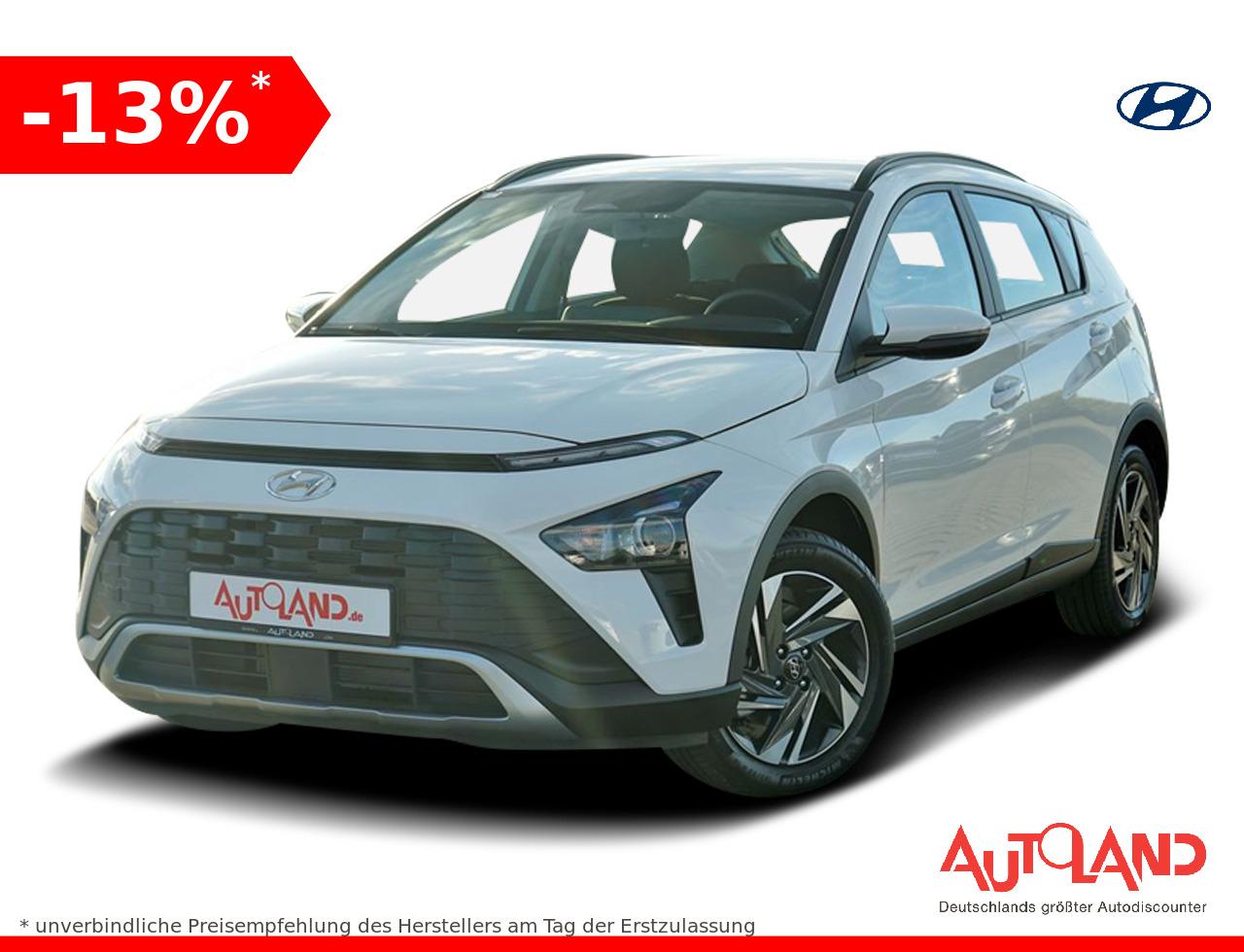 Hyundai BAYON, Jahr 2021, Benzin