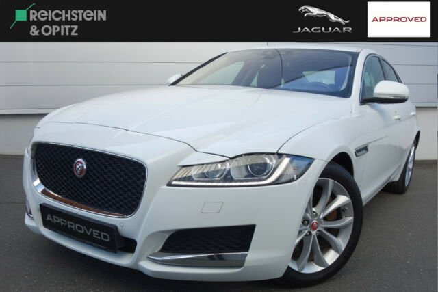 Jaguar XF 20d AWD Aut. Portfolio +Standhzg+LED+Head-Up, Jahr 2016, Diesel
