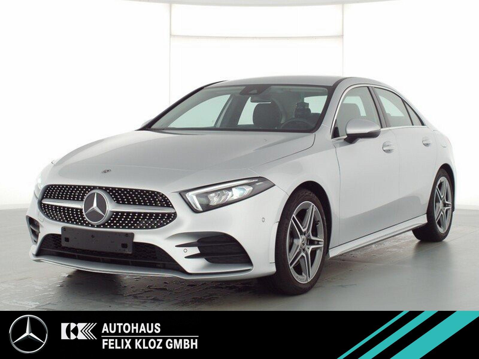 Mercedes-Benz A 200 Limousine AMG LED*Navi*Soundsystem*CarPlay, Jahr 2020, Benzin