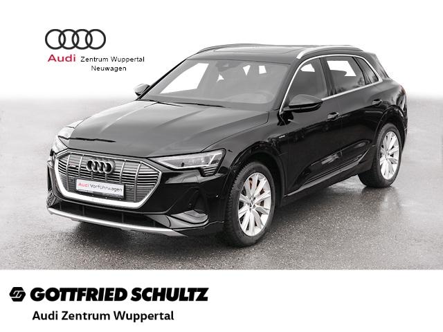 Audi e-tron S LINE 55 QUATTRO MATRIX LED PANO VIRTUAL LEDER DAB B&O SHZ, Jahr 2020, Elektro