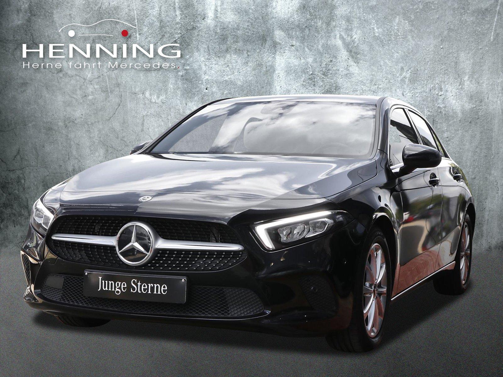 Mercedes-Benz A 180 d Progressive 7G Sitzhzg LED MBUX Tempomat, Jahr 2018, Diesel