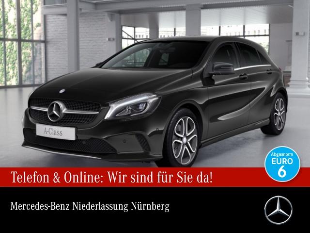 Mercedes-Benz A 200 Urban LED Kamera Navi Totwinkel Klimaautom, Jahr 2016, Benzin