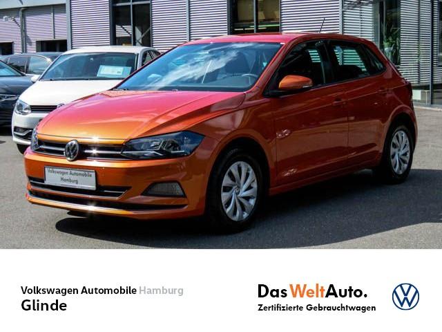 Volkswagen Polo 1.0 Comfortline Navi Einparkhilfe, Jahr 2018, Benzin