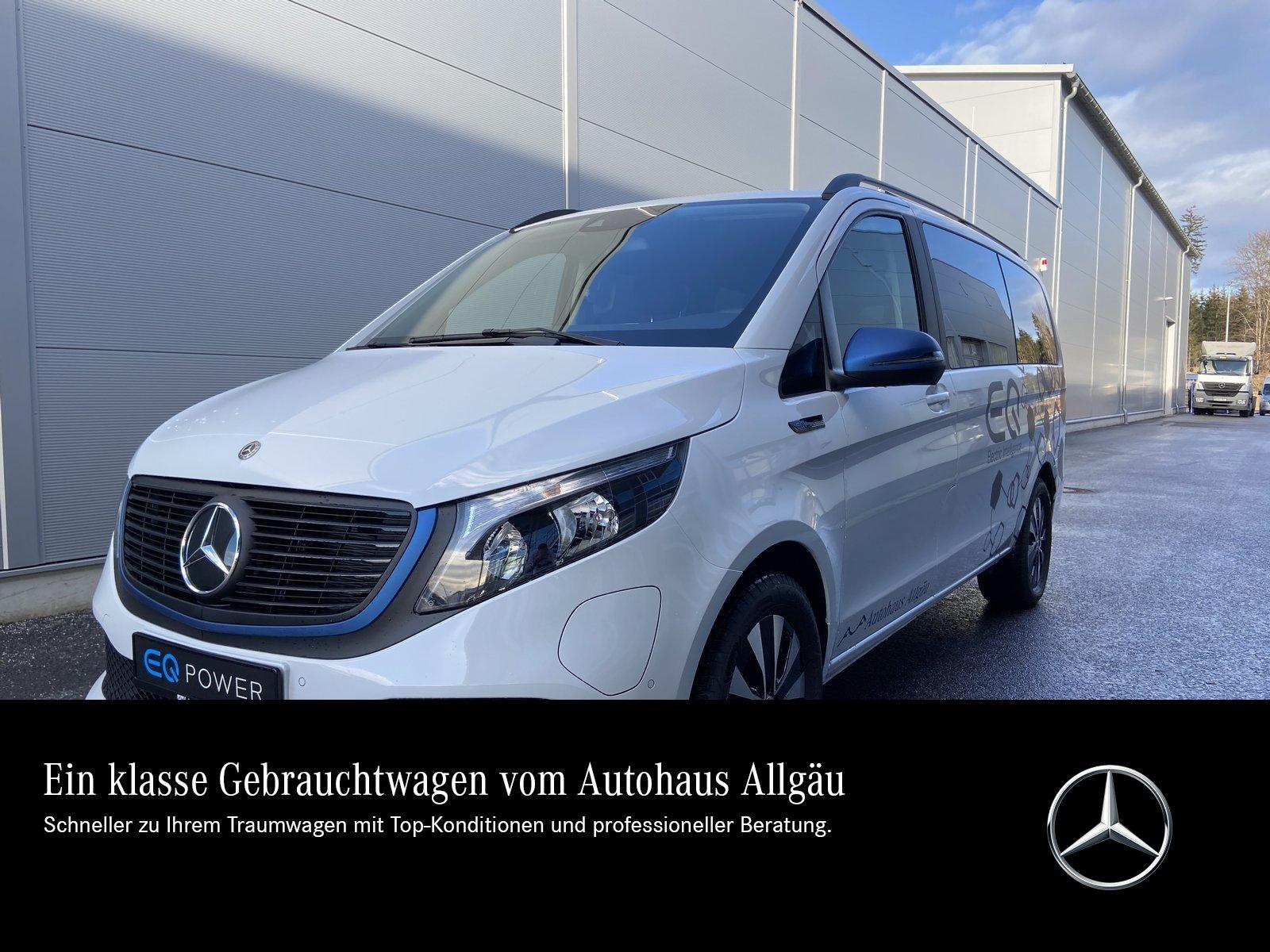 Mercedes-Benz EQV 300 Lang 6-Sitzer MBUX Distronic, Jahr 2020, Elektro