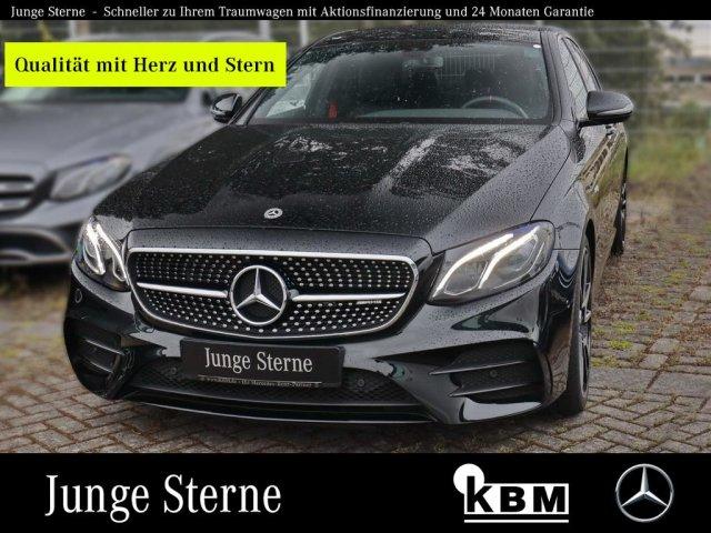 """Mercedes-Benz E 53 4M+ EQ NIGHT°ALU-20""""°SOUND°LED°SHZ°PDC+RFK°, Jahr 2019, petrol"""