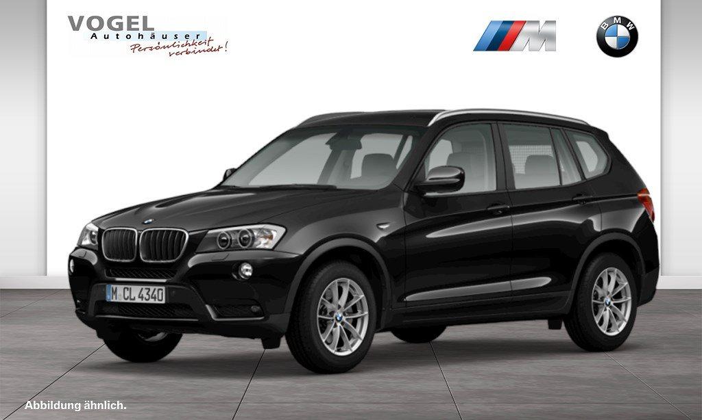 BMW X3 xDrive20d SHZ PDC NAVI Autom. Heckklappenbe., Jahr 2013, Diesel