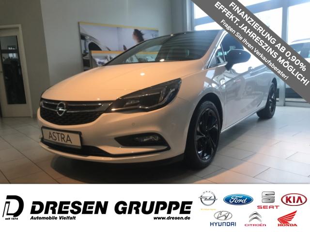 Opel Astra K 1.4 Turbo INNOVATION NAVI/ALCANTARA/PDC v+h/SHZ/LHZ/RÜCKFAHRKAMERA, Jahr 2019, Benzin