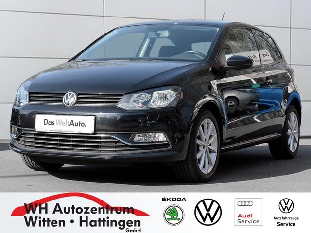 Volkswagen Polo 1.2 TSI HIGHLINE KLIMA PDC SitzHzg Bluetooth, Jahr 2017, Benzin