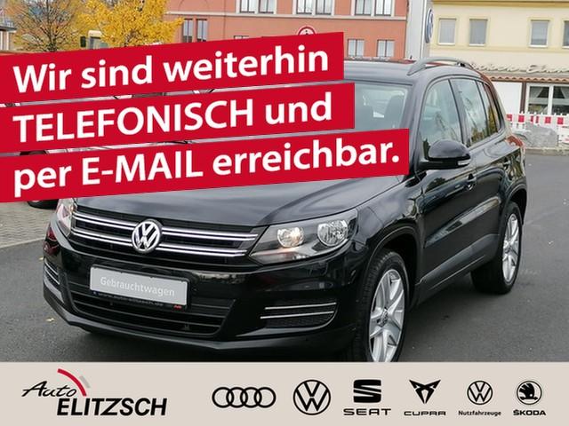 Volkswagen Tiguan 2.0 TDI Trend & Fun Climatronic Park Assist SH LM-Felgen, Jahr 2013, Diesel