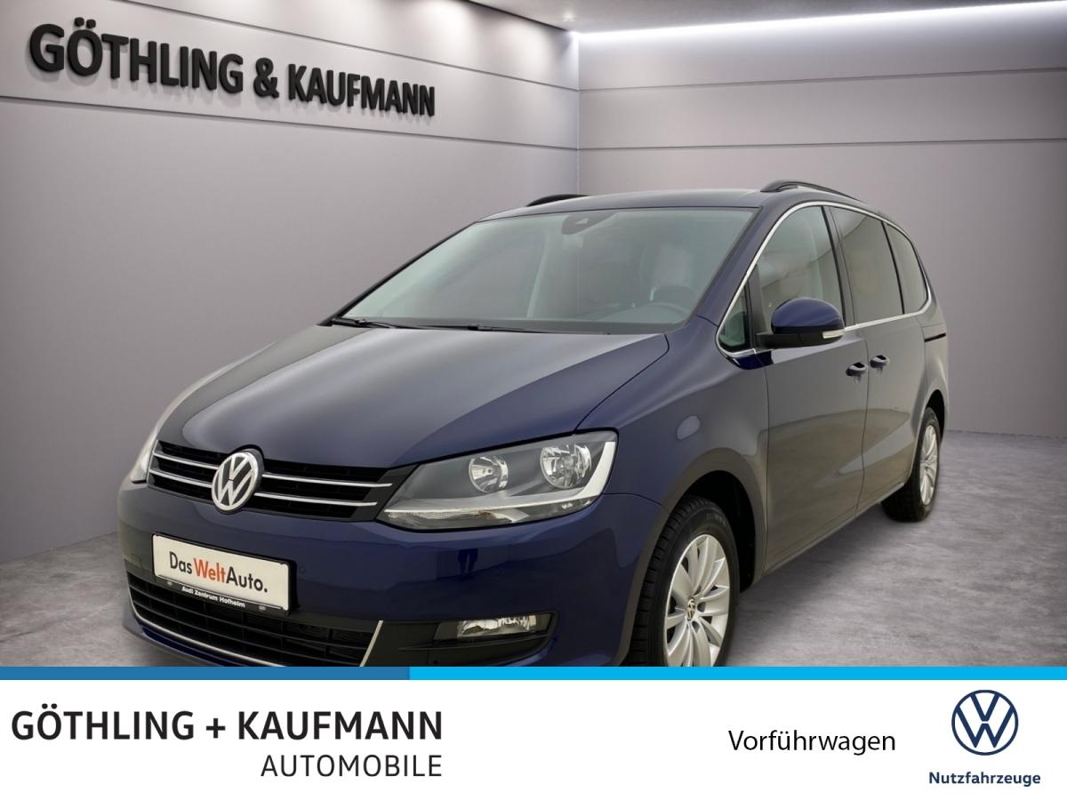 Volkswagen Sharan 1.4 TSI Comfortline DSG 110kW*7-Sitzer*Fr, Jahr 2020, Benzin