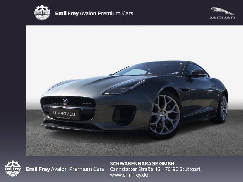 Jaguar F-Type Coupe Aut. R-Dynamic, Jahr 2017, Benzin