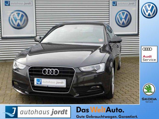 Audi A5 Sportback 2.0 TDI DPF 6-Gang BMT Xenon EPH GRA, Jahr 2012, Diesel