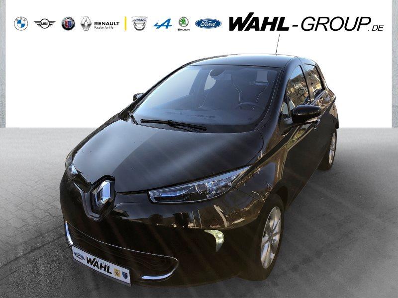Renault Zoe Intens*NAVI*KAMERA*BATTERIE-MIETE*, Jahr 2014, Elektro